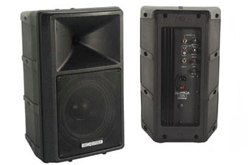 Alquiler Altavoz auto amplificado 100W