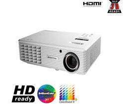Alquiler proyector HD sencillo y potente