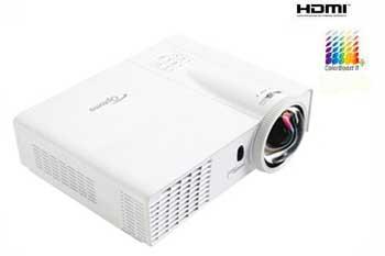 Alquiler proyector HD gran angular y potente